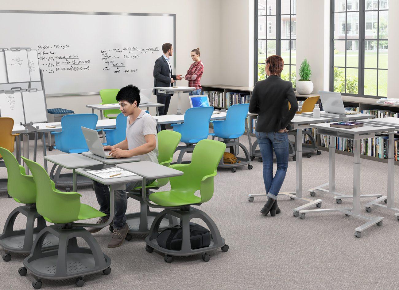 Haskell 21st Century Classroom