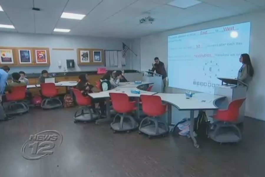 Baldwin SD Gives Classrooms Facelift with Flexible Learning Spaces (Video)