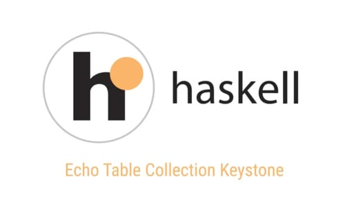 Echo Table Collection Keystone