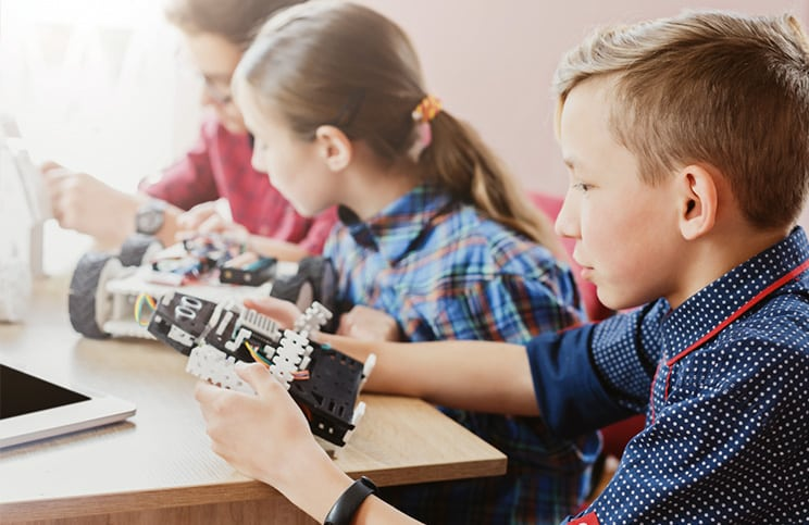 Creating a Makerspace in Schools