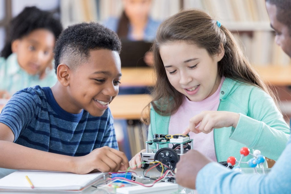 65% of today's 2nd graders will work in jobs that don't exist today
