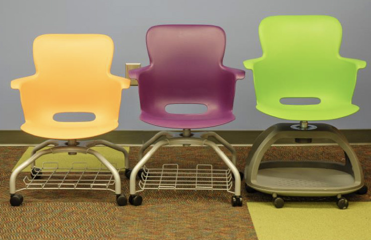 Haskell - Ethos Chairs