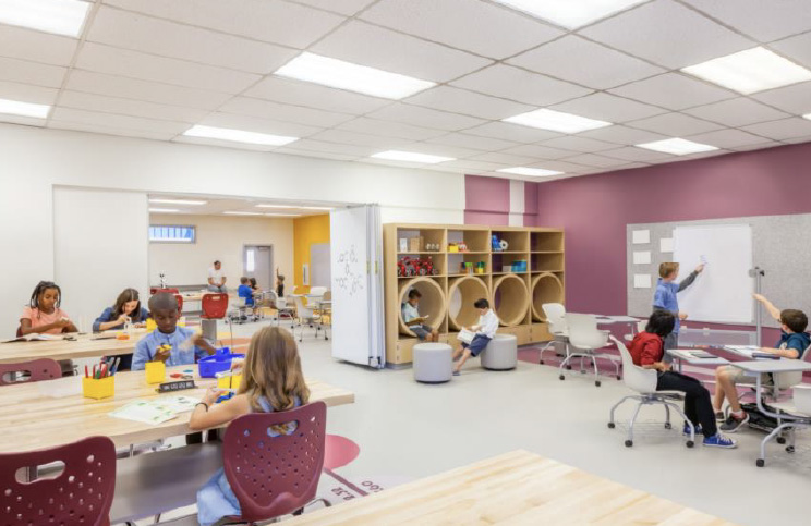 Haskell - Ethos and Echo Products - Washington Elementary - STEAM School - Sacramento City Unified
