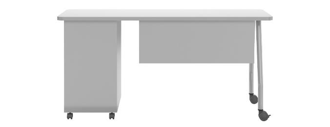 Haskell Echo Mobile Educators Desk Simple Aesthetic