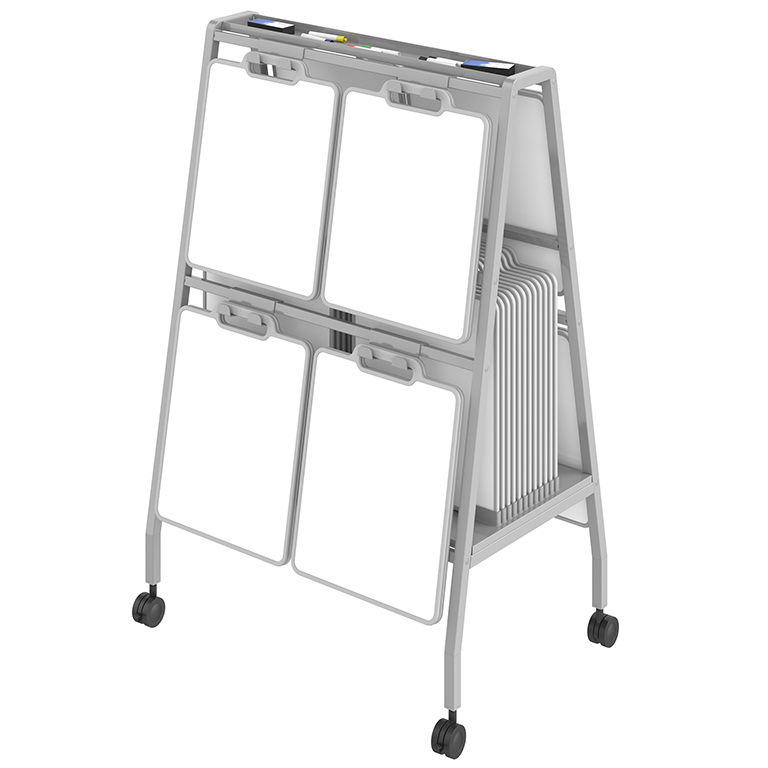 Haskell Echo Easel for White Boards