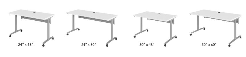 Haskell Fuzion Rectangular Table Sizes