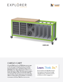 Cargo Cart Cut Sheet