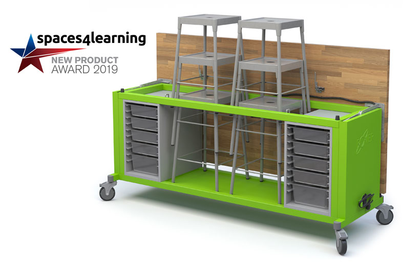 Haskell Education Recognized for Innovative Classroom Furniture