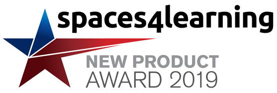 spaces4learning New Product Award 2019