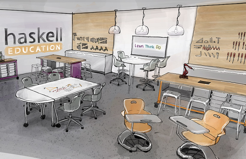 Explore the Haskell Education Virtual Showroom