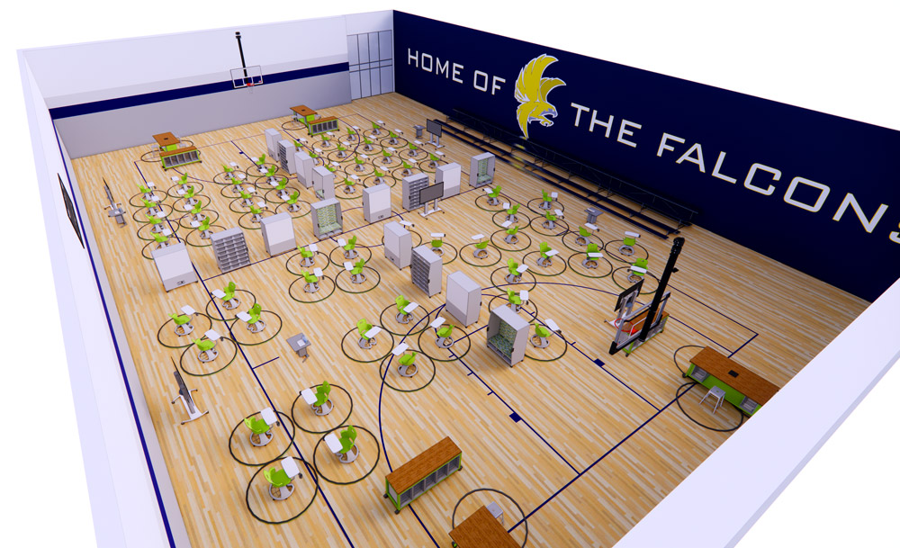 Gym Flexible Learning Environment | Haskell Education