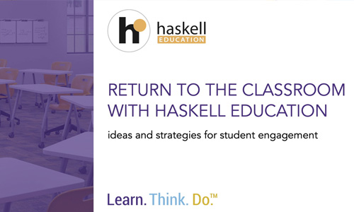 Return to the Classroom with Haskell Education