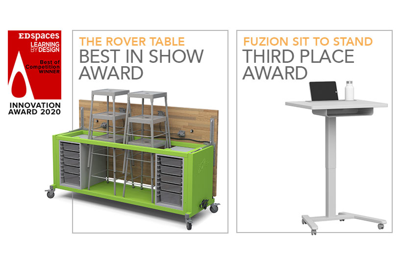 Haskell Education Awarded Best in Show at EDspaces Innovation Awards