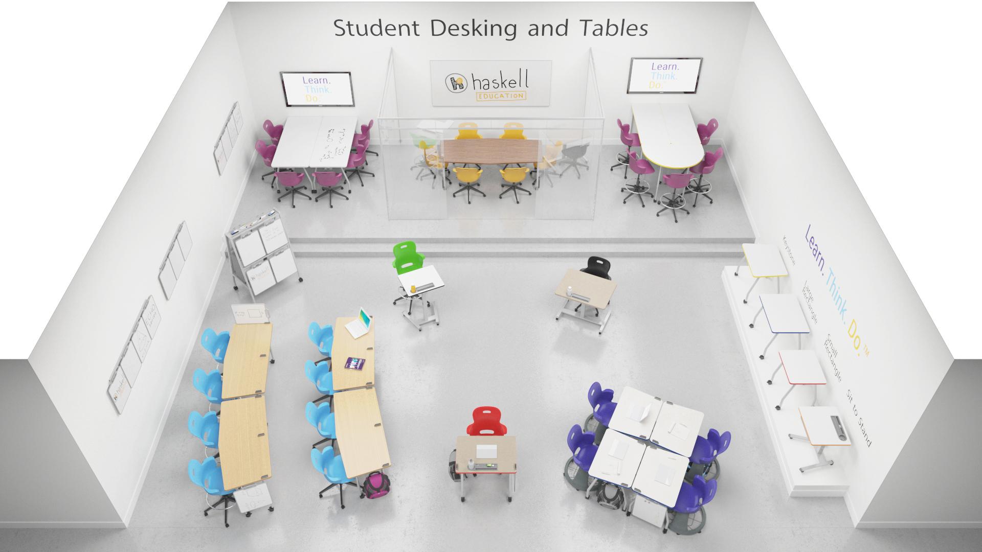 Student Desking & Tables