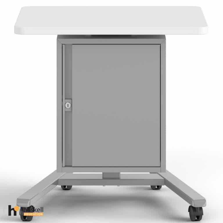 Fuzion Teachers Lectern Standard with Storage Cabinet Front