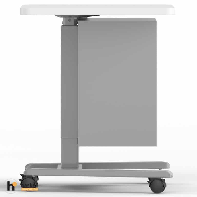 Fuzion Teachers Lectern Standard with Storage Cabinet Side