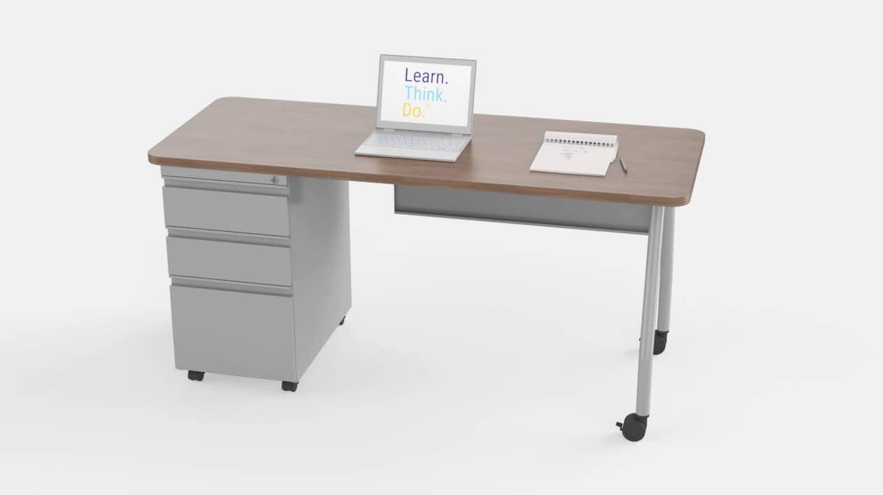 Mobile Educators Desk Articulated – Windows