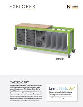 Cargo Cart Cut Sheet
