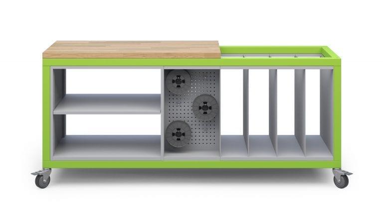 Cargo Cart - Green Apple