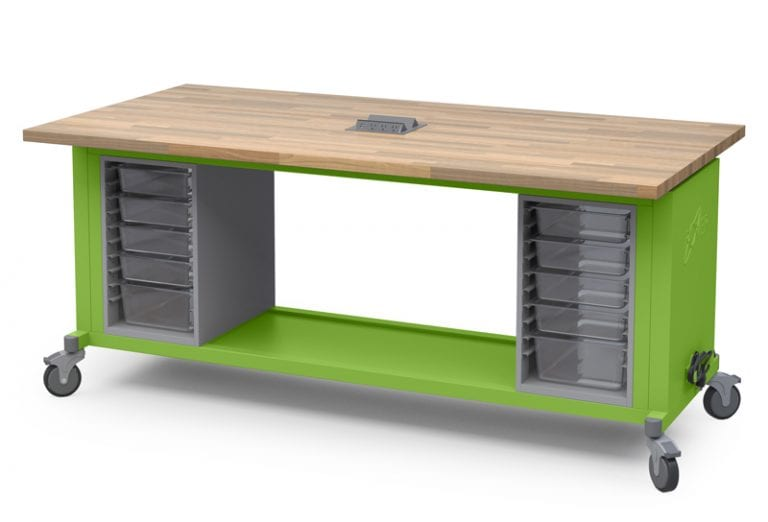 The Rover Table - Green Apple
