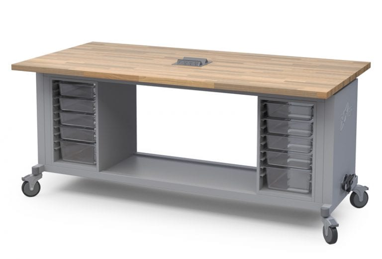 The Rover Table - Platinum