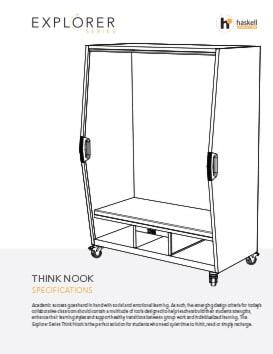 Think Nook Spec Sheet