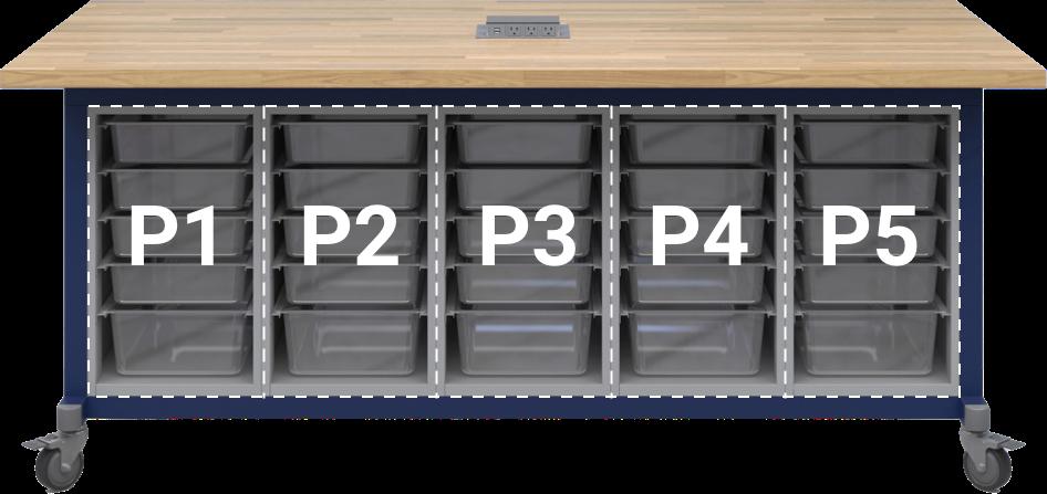 Rover Table Module Configuration