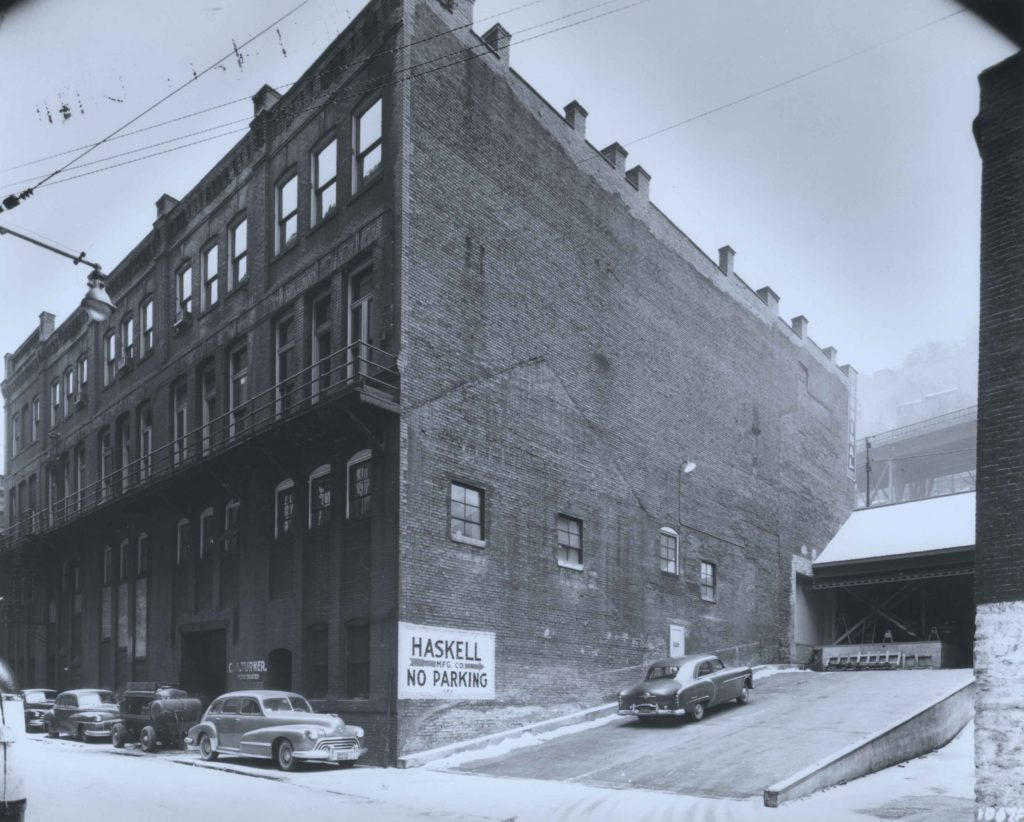Haskell's Building in Pittsburgh